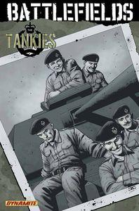 [Garth Ennis: Battlefields: Volume 3: Tankies (Product Image)]