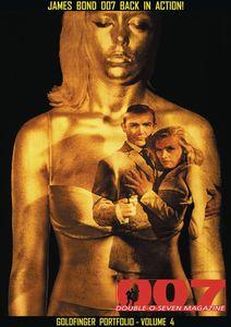 [007 Magazine Presents: Goldfinger Portfolio #4 (Product Image)]
