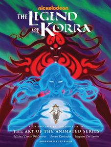 [The Legend Of Korra: The Art Of The Animated Series: Book 2: Spirits (2nd Edition Hardcover) (Product Image)]