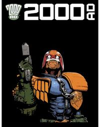 [The cover for 2000AD Prog #2117]
