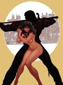 [Cimmerian: Man-Eaters Of Zamboula #1 (Cover G Moritat Virgin Variant) (Product Image)]