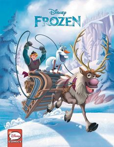 [Frozen: 2017 Annual (Product Image)]