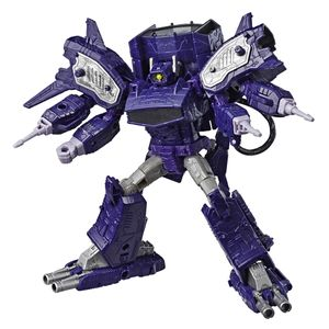[Transformers: War For Cybertron: Siege Leader Action Figure: Shockwave (Product Image)]