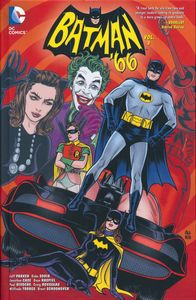 [Batman '66: Volume 3 (Hardcover) (Product Image)]