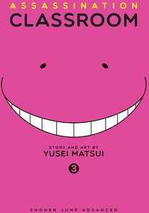 [Assassination Classroom: Volume 3 (Product Image)]