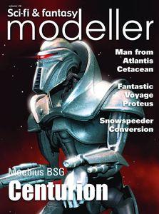 [Sci Fi & Fantasy Modeller: Volume 28 (Product Image)]