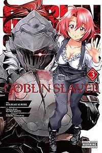 [Goblin Slayer: Volume 3 (Product Image)]