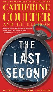 [Brit In The FBI: Book 6: The Last Second (Product Image)]