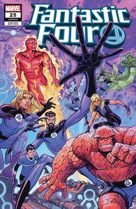 [Fantastic Four #25 (Bradshaw Variant) (Product Image)]