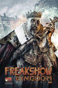 [Freakshow Kingdom: One Shot (Cover A Carlos Villas) (Product Image)]