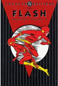 [Flash Archives: Volume 4 (Hardcover) (Product Image)]