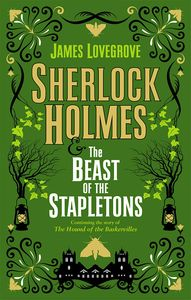 [Sherlock Holmes & The Beast Of The Stapletons (Hardcover) (Product Image)]