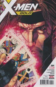 [X-Men: Gold #4 (Product Image)]