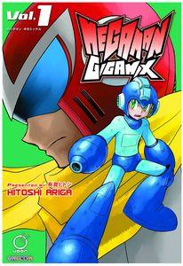 [Mega Man Gigamix: Volume 1 (Product Image)]