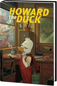 [Howard The Duck By Zdarsky & Quinones: Omnibus (Quinones Cover Hardcover) (Product Image)]