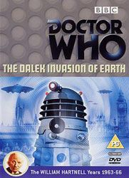 [Doctor Who: The Dalek Invasion Of Earth (Product Image)]