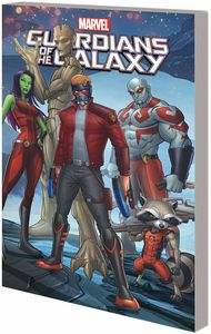 [Marvel Universe: Guardians Of The Galaxy Digest: Volume 3 (Product Image)]
