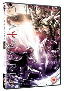 [Claymore: Volume 3 & 4 (Product Image)]