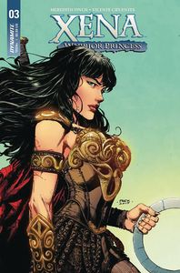 [Xena #3 (Cover A Finch) (Product Image)]