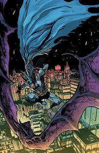 [DC Vs. Vampires #1 (Cover E Daniel Warren Johnson Card Stock Variant) (Product Image)]