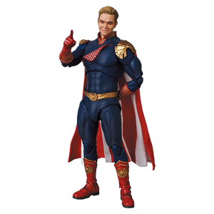 [The Boys: MAFEX Action Figure: Homelander (Product Image)]