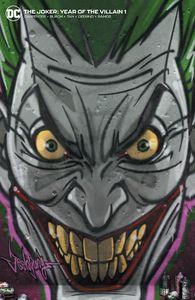 [Joker: Year Of The Villain #1 (Jeehyung Lee Minimal Dress) (Product Image)]