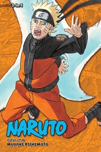 [Naruto: 3-in-1 Edition: Volume 19 (Product Image)]