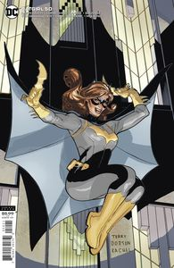[Batgirl #50 (Terry Dodson Variant Edition) (Product Image)]