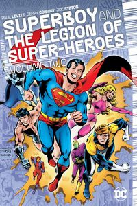 [Superboy & The Legion Of Superheroes: Volume 2 (Hardcover) (Product Image)]