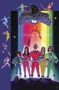 [Mighty Morphin Power Rangers #29 (Subscription Gibson Variant Sg) (Product Image)]