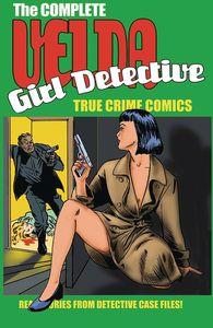 [Velda, Girl Detective: Volume 1 (Product Image)]