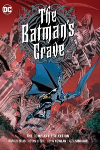 [Batman's Grave: The Complete Collection (Hardcover) (Product Image)]