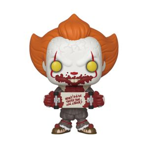 [IT: Chapter 2: Pop! Vinyl Figure: Pennywise With Skateboard (Product Image)]