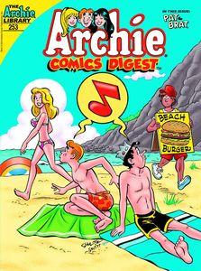 [Archie: Comics Digest #253 (Product Image)]