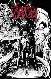 [Venom #25 (3rd Printing Stegman Sketch Variant) (Product Image)]