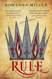 [Unravelled Kingdom: Book 3: Rule (Product Image)]