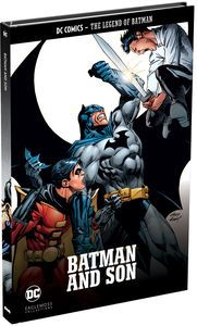 [DC Graphic Novel Collection: The Legend Of Batman: Volume 78: Batman & Son (Hardcover) (Product Image)]