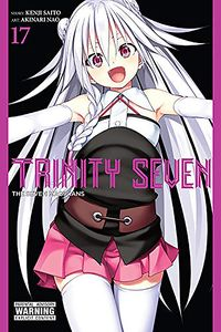 [Trinity Seven: Magicians: Volume 17 (Product Image)]