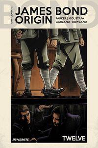 [James Bond: Origin #12 (Cover D Moustafa) (Product Image)]