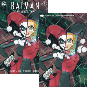 [Batman: The Adventures Continue #2 (Peach Momoko Variant Set) (Product Image)]