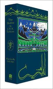 [The Hobbit: Facsimile Gift Edition (Hardcover) (Product Image)]