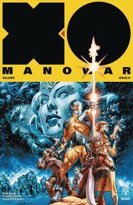 [X-O Manowar (2017) #1 (Cover A Larosa) (Product Image)]