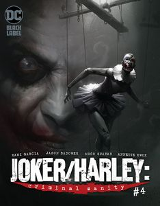 [Joker/Harley: Criminal Sanity #4 (Mike Mayhew Variant Edition) (Product Image)]