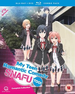 [My Teen Romantic Comedy SNAFU Too! (Blu-Ray/DVD) (Product Image)]