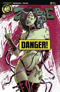 [Zombie Tramp: Ongoing #49 (Cover D White Risque) (Product Image)]