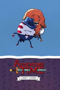 [Adventure Time: Candy Capers (Hardcover - Mathematical Edition) (Product Image)]