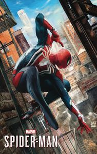 [Marvel's Spider-Man: Poster Book (Product Image)]