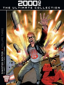 [2000AD: Ultimate Collection: Issue 76: Sinister Dexter: Volume 3 (Product Image)]