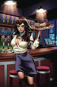 [Grimm Fairy Tales: Tales Of Terror: Volume 4 #5 (Cover C Tolibao) (Product Image)]