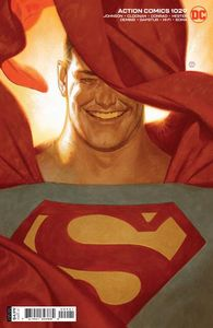 [Action Comics #1029 (Cover B Julian Totino Tedesco Variant) (Product Image)]